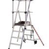 4 Tread Sherpamatic Work Platform
