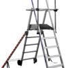 5 Tread Sherpamatic Work Platform