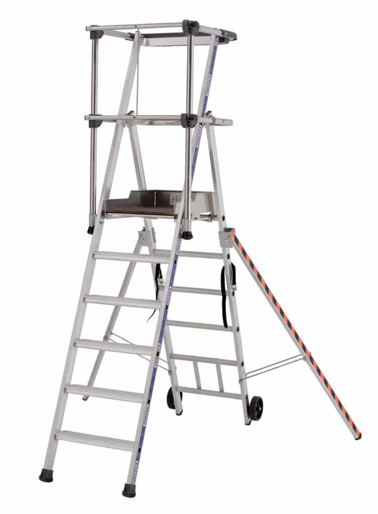6 Tread Sherpamatic Work Platform