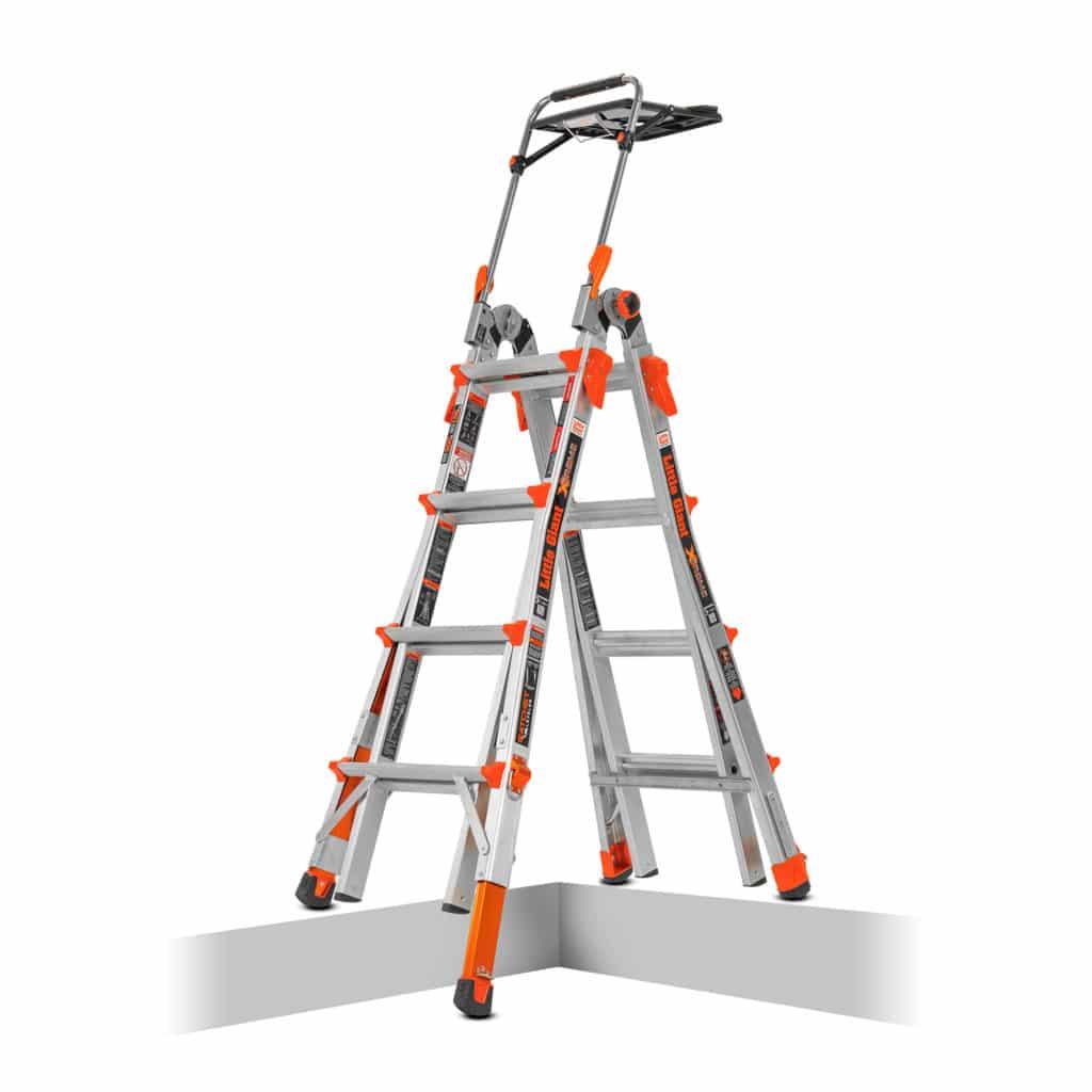 Little Giant 4 Rung Xtreme Ladder