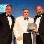 Cardiff Business Awards Winner Construction Category JR Smart