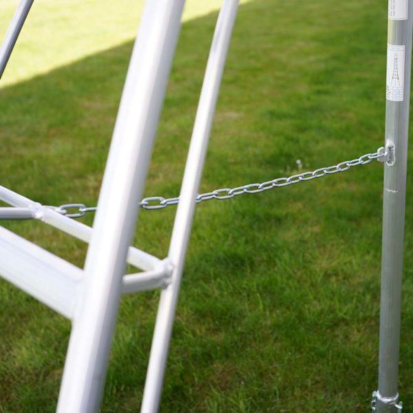 Henchman Professional Platform 3 Leg Adjustable Tripod Ladder
