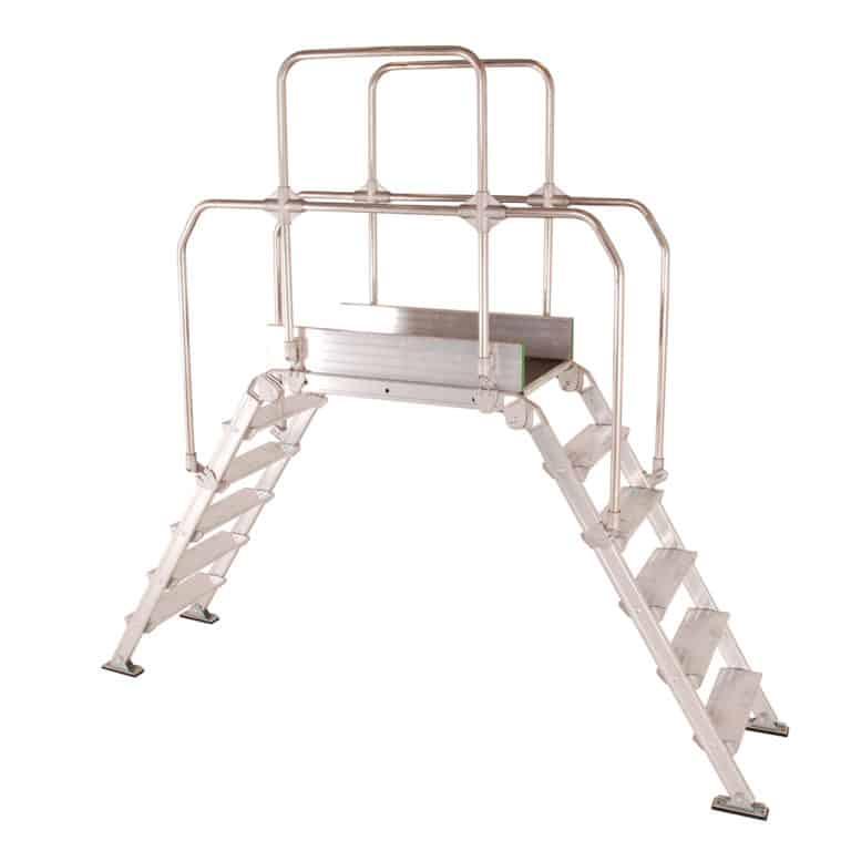 TB Davies Bridging Deck Steps