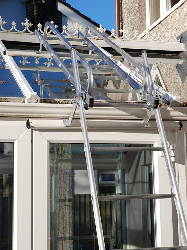TB Davies Conservatory Ladders