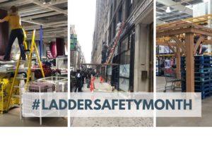TB Davies Ladder Safety Month
