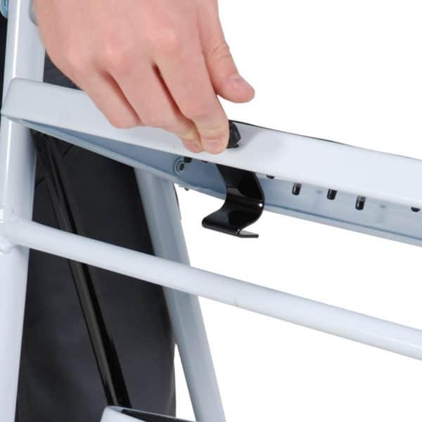 TB Davies Steel Safety Steps