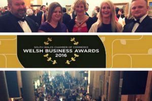 TB Davies Welsh Business Awards 2017