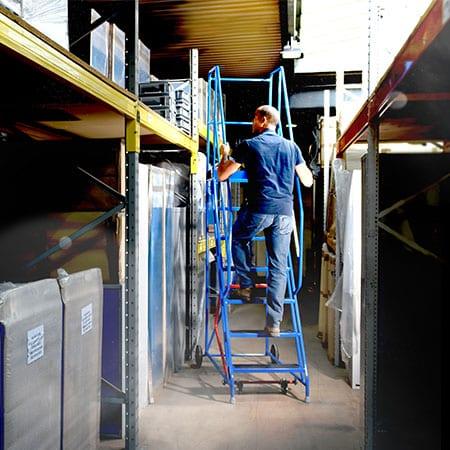 Warehouse Steps