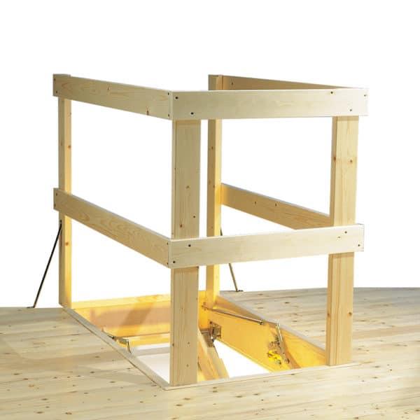 Timber Loft Balustrade Kit