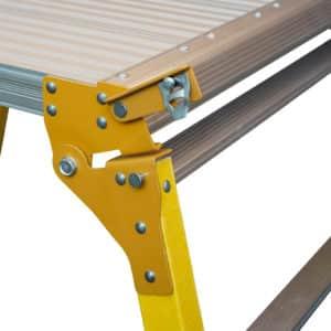 TB Davies GRP Fibreglass Micro Square Work Platform