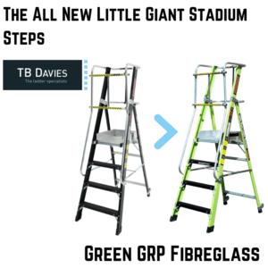 All New Little Giant Stadium Steps