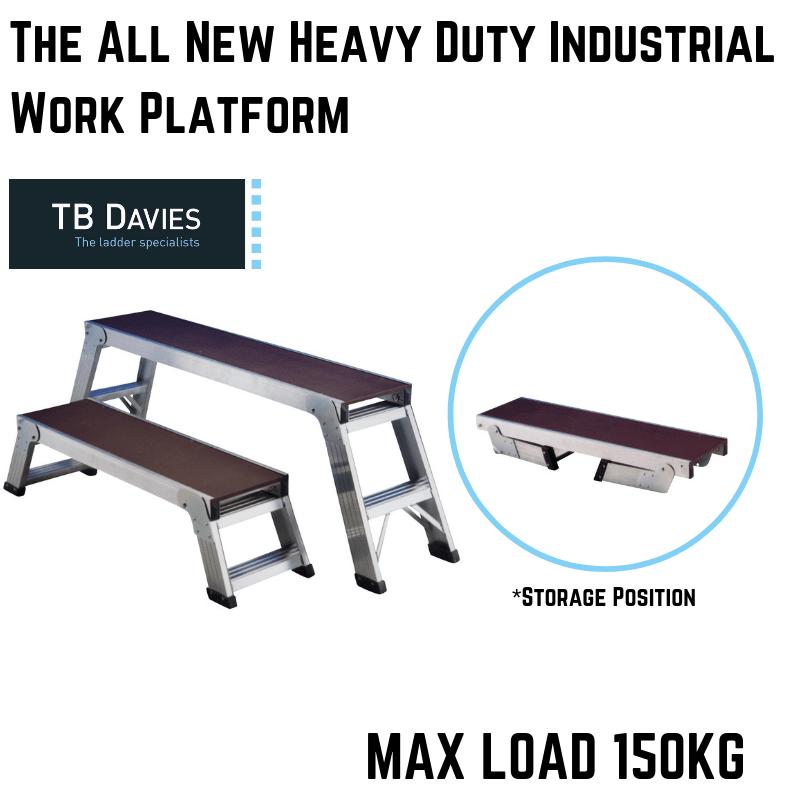 All New Heavy Duty Industrial Work Platform