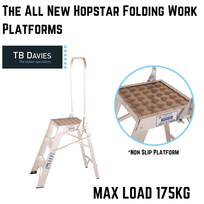 All New Hopstar Working Platforms