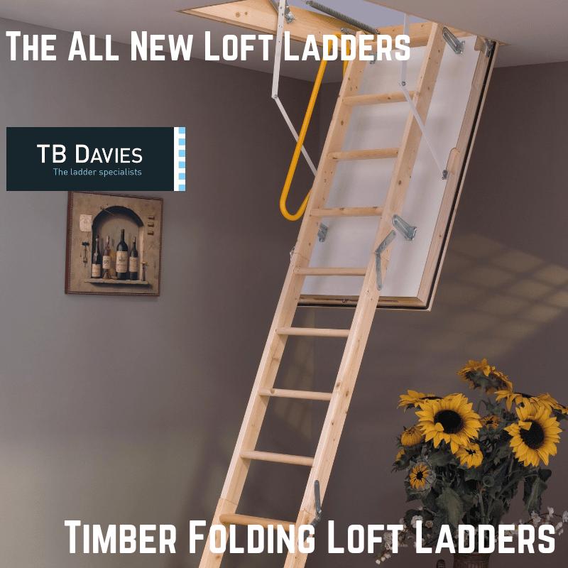 All New Loft Ladders