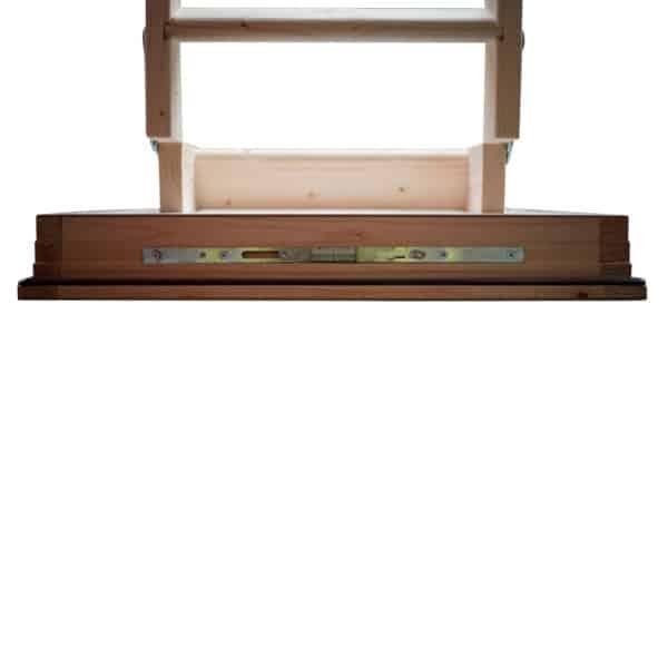 TB Davies LuxFold Timber Loft Ladder