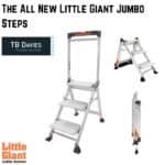 Little Giant Jumbo Steps Product Update