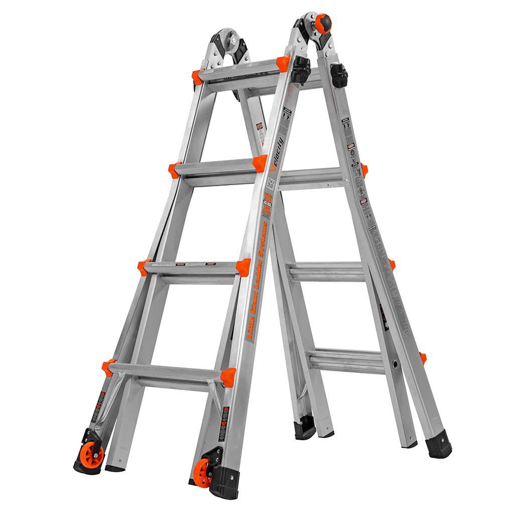 Little Giant  Ladder Systems  Aluminum  Trestle Brackets