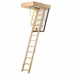 TB Davies FireFold Loft Ladder