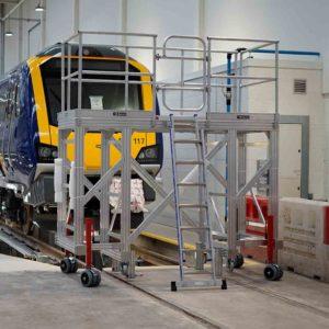 TB Davies Windscreen Railway Access Step