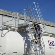 TB Davies Adjustable Tanker Access Platform (ATAP)