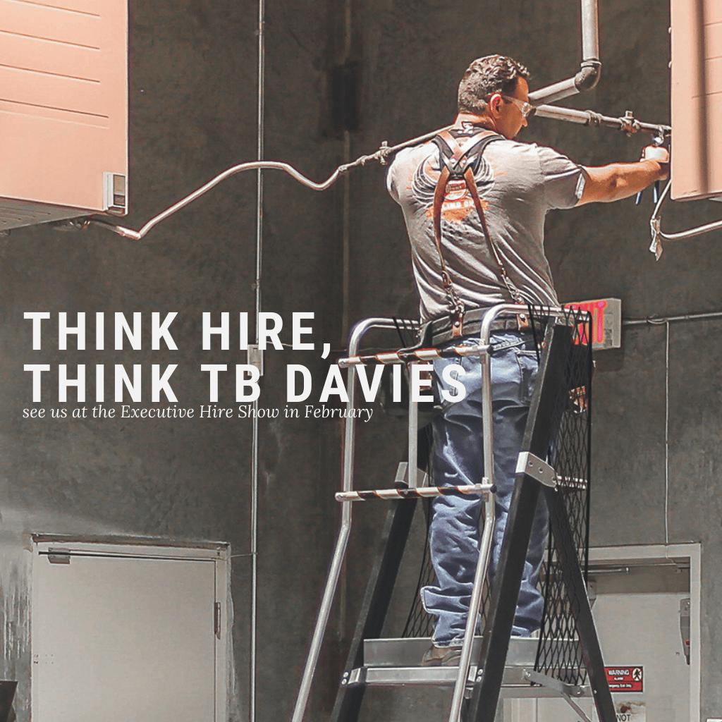 Think Hire, Think TB Davies