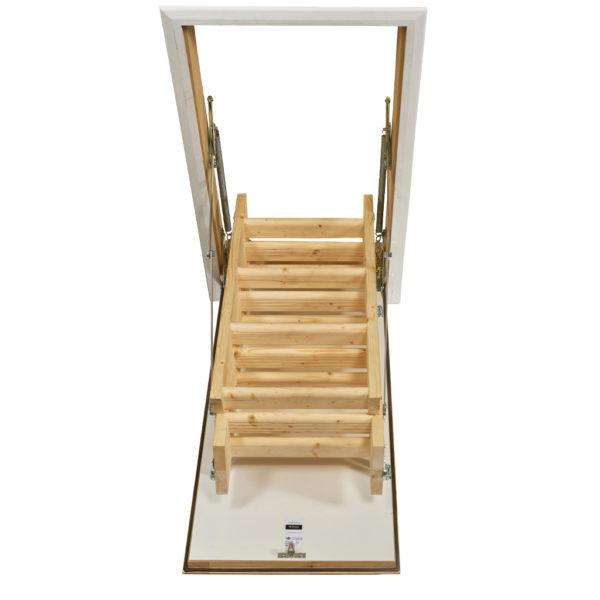 EuroFold Timber Folding Loft Ladder