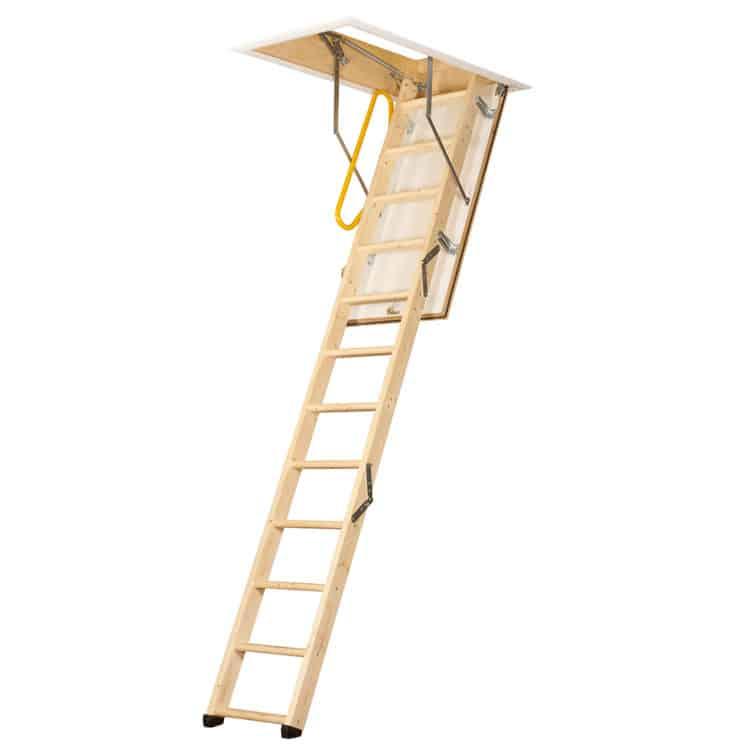 EnviroFold Timber Folding Loft Ladder