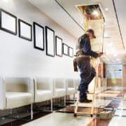 FireFold Timber Folding Loft Ladder