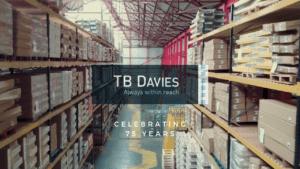 TB Davies Celebrates 75 Years