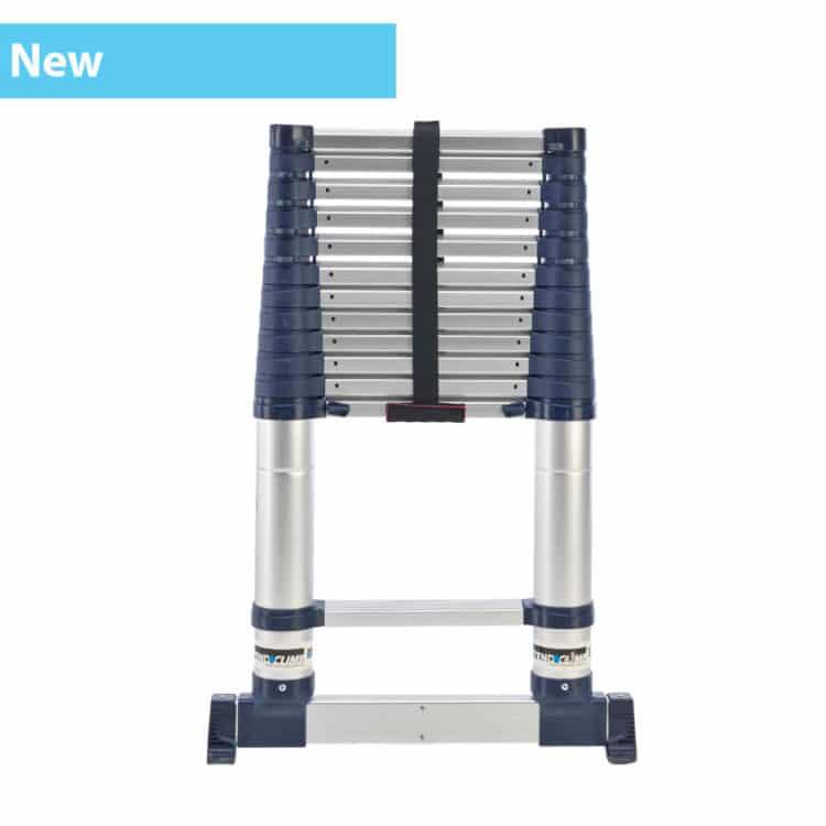 New Xtend+Climb 3.8m ProSeries Telescopic Ladder