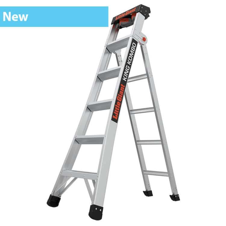Little Giant King Kombo Aluminium Ladder