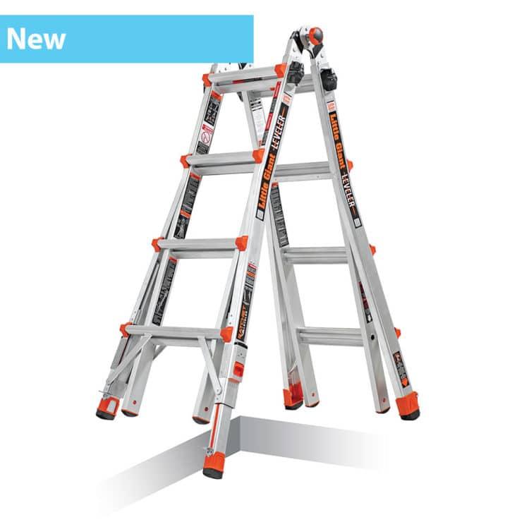 Little Giant Leveler Ladder