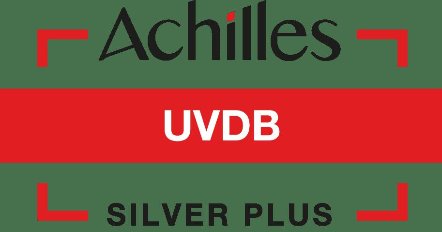 Achilles UVDB Silver Plus Award