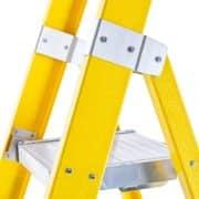 Heavy Duty Fibreglass Platform Step Ladder